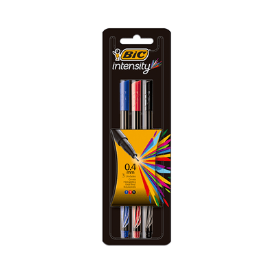 Caneta-Hidrografica-Bic-Intensity-0.4mm-Colors-com-3-Unidades