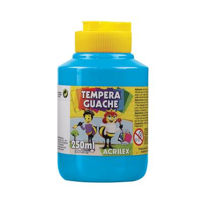 Tinta-Guache-Acrilex-Azul-Celeste-250ml
