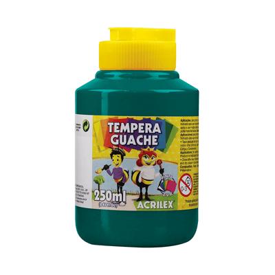 Tinta-Guache-Acrilex-Verde-Bandeira-250ml