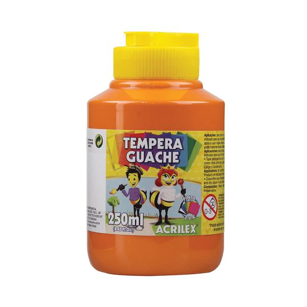Tinta-Guache-Acrilex-Laranja-250ml