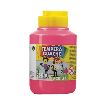 Tinta-Guache-Acrilex-Rosa-250ml