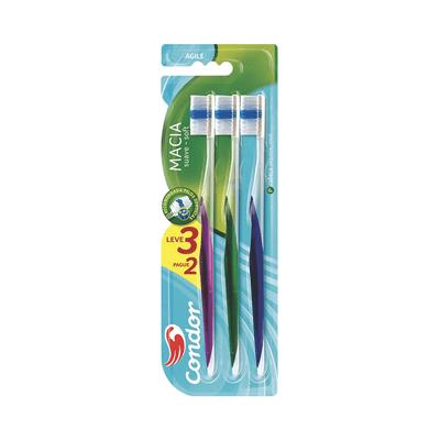 Escova-Dental-Condor-Bass-Leve-2-Pague-1