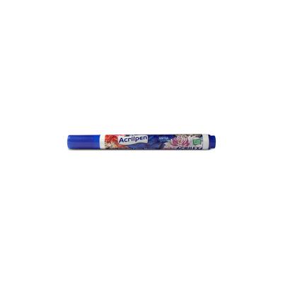 Caneta-para-Tecido-Acrilpen-Azul-Turquesa