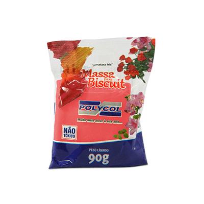 Massa-para-Biscuit-Polymetal-90g-Vermelho