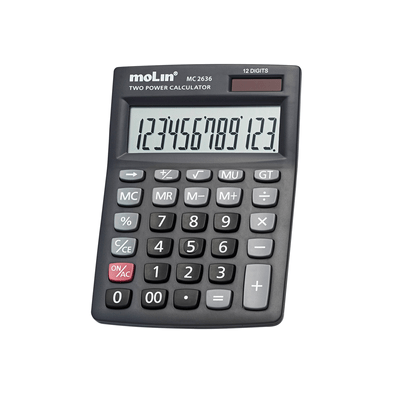 Calculadora-de-Mesa-Molin-8-Digitos-Preta