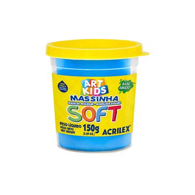 Massa-Modelar-Acrilex-Soft-Potinho-Base-de-Amido-Azul-150g