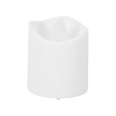 Vela-Led-Le-Branca-45cm