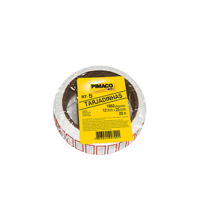 Etiqueta-Adesiva-Pimaco-Preco-RT5-com-1660-Unidades-12x25mm