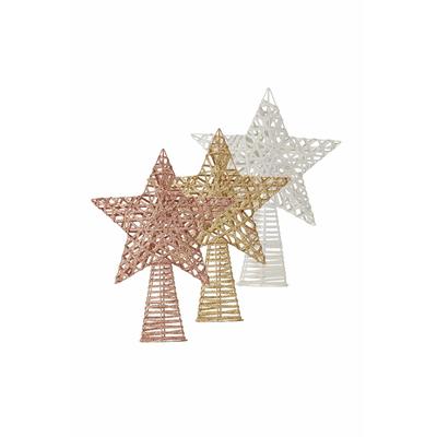 Ponteira-para-Arvore-de-Natal-Le-Metal-40cm