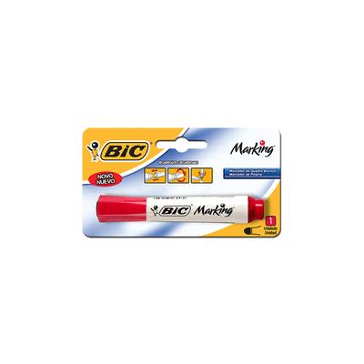 Marcador-para-Quadro-Branco-Bic-Recarregavel-Vermelho-6.0mm