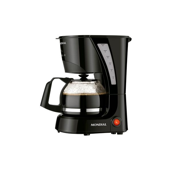 Cafeteira-Mondial-Pratic-C25-Preta-127V