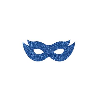 Mini-Aplique-Decorativo-Duplart-Mascara-de-Carnaval-com-20-Unidades