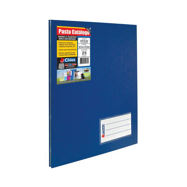 Pasta-Catalogo-Chies-com-Parafusos-e-25-Envelopes-Azul-Royal-247x33cm
