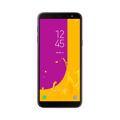 Smartphone-Samsung-J6-Violeta-32GB-2GB-RAM-Dual-Chip-Camera-Frontal-8MP-e-Traseira-13MP