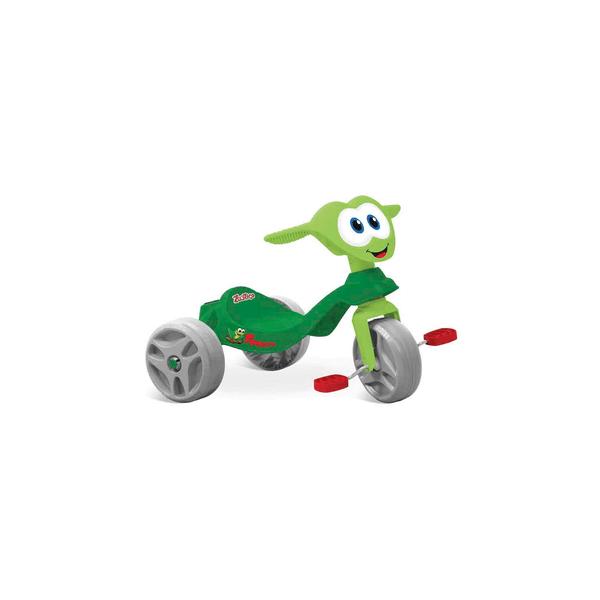 Velotrol-Bandeirante-Zootico-Froggy-Verde