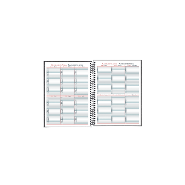 Agenda-Planner-Tilibra-Espiral-Cambridge