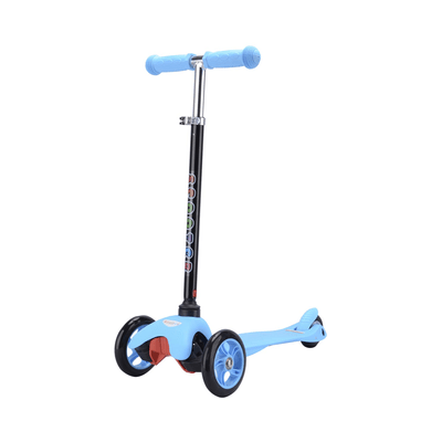 Patinete-Le-com-3-Rodas-Mini-Azul