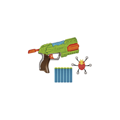 Lancador-de-Dardos-Candide-Bug-Attack-Fire