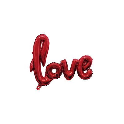 Balao-Funny-Metalizado-Love