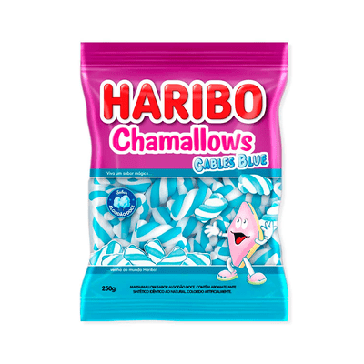 Marshmallow-Cables-Blue-Haribo-250g