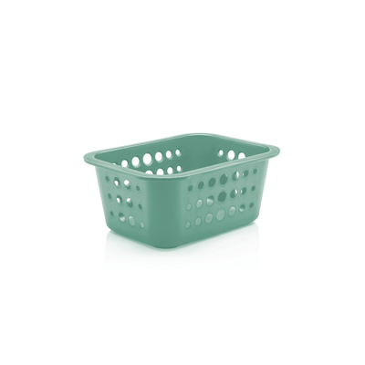 Cesto-Martiplast-Organizador-Plastico-Verde-15l