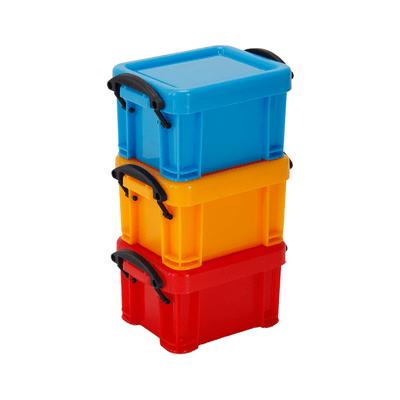 Organizador-Le-Small-Cores-Diversas-com-3-Pecas