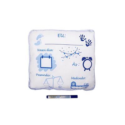 Almofada-Baby-Joy-para-Escrever-Azul