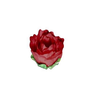 Forma-Clariju-Rosa-Maly-com-24-Unidades-Vermelho