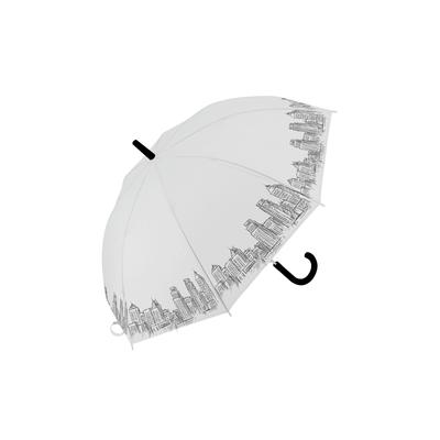 Sombrinha-Brizi-Longa-Transparente-Gotas