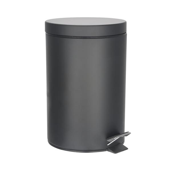 Lixeira-Le-Black-Matte-3l