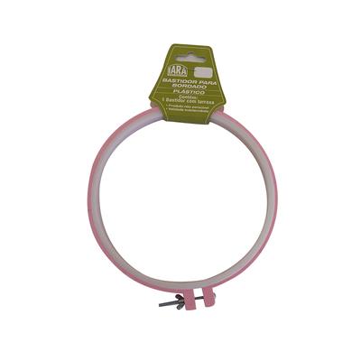 Bastidor-de-Plastico-para-Bordar-com-Tarracha-16cm-Cores-Diversas