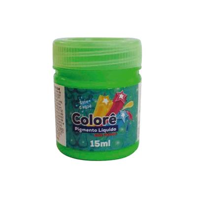 Corante-Liquido-Neon-com-15ml-Verde