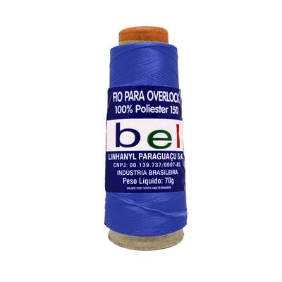 Fio-para-Overlock-70g-com-3700m-1553-Azul-Bic
