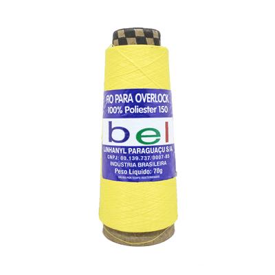 Fio-para-Overlock-70g-com-3700m-204-Amarelo-Canario