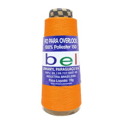 Fio-para-Overlock-70g-com-3700m-9070-Laranja
