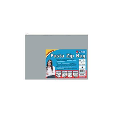 Pasta-Zip-Bag-Chies-A4-com-05-Unidades-Prata-36x26cm