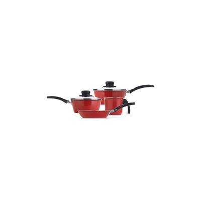 Conjunto-de-Panelas-Multiflon-Antiaderente-Vermelho-com-4-Pecas-40009