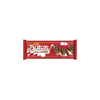 Chocolate-Baton-Tablete-ao-Leite-Garoto-96g