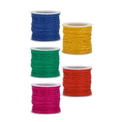 Fio-de-Juta-Le-Colors-com-10m-Espessura-Cores-Diversas