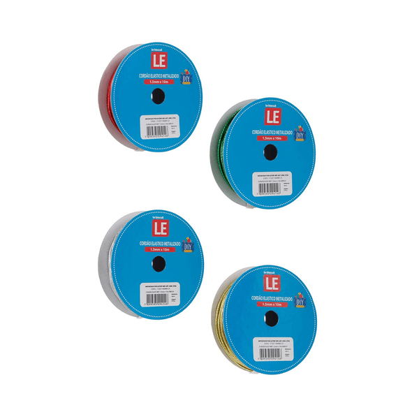 Elastico-Rolico-Metalizado-Color-1.5mmx10m-Cores-Diversas