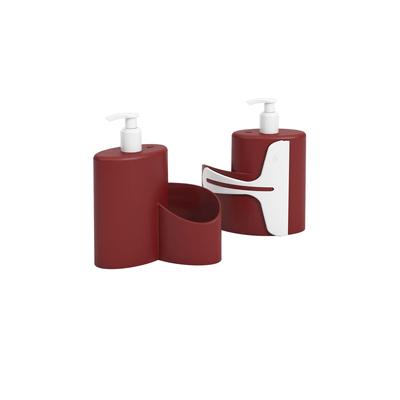 Dispenser-Brinox-Coza-Abraco-600ml-Vermelho