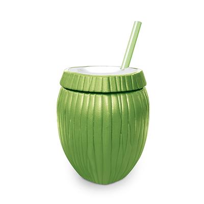 Copo-Injetemp-com-Canudo-850ml-Coco-Verde