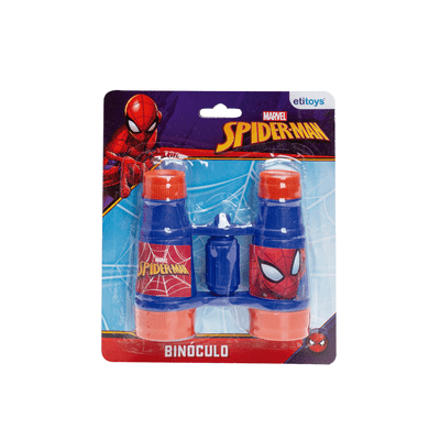 Binoculo-Etilux-Spiderman