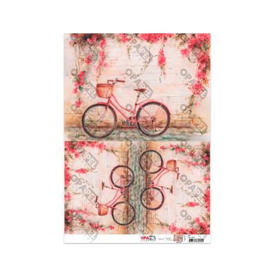 Papel-para-Decoupage-Opa-30x45-Bicicleta
