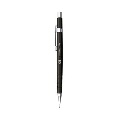 Lapiseira-Cis-Tecno-Plus-0.5mm-Preta-com-Mina-Refil-0.5mm