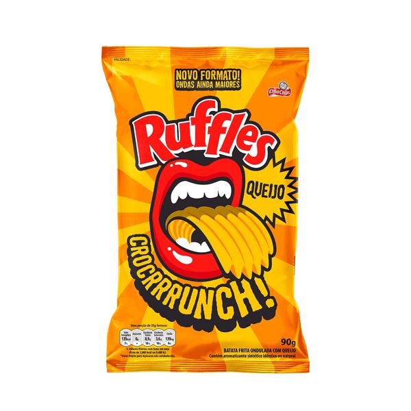 Batata-Frita-Ruffles-Queijo-90g