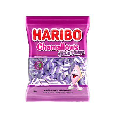 Marshmallow-Cables-Purple-Haribo-250g