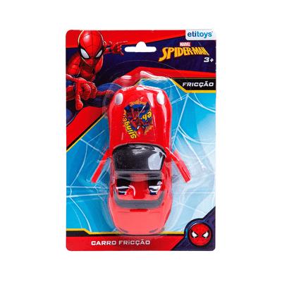 Carro-Etilux-Spider-Man-com-Porta-e-Friccao