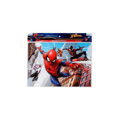 Quebra-Cabeca-Etilux-Spider-Man-com-63-Pecas