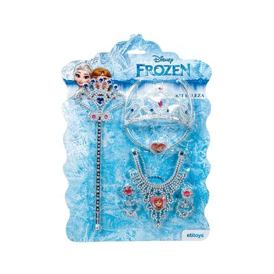 Kit-Beleza-Etilux-Frozen-com-5-Pecas